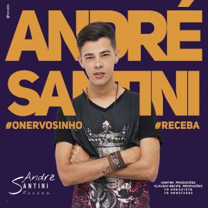 André Santini - Ao Vivo em Aracaju - Repertorio Junho 2018