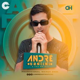 André Santini - A voz do hit 2021