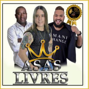 Capa: Asas Livres - 30 Anos de Sucesso - 2018