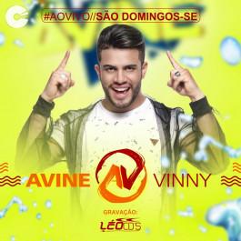 Avine Vinny - Ao vivo em São Domingos-SE