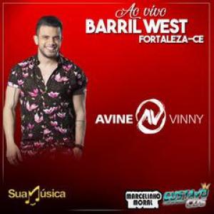 Avine Vinny - Barril West Outubro 2018