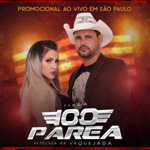 Capa: Banda 100 Parea - Ao vivo em São Paulo