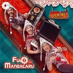 Capa: Banda Fulo de Mandacaru - CD Promocional