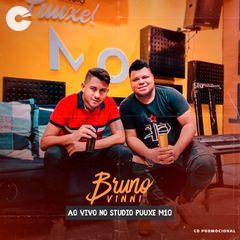 Capa: Bruno Vinni - Ao Vivo no Studio Puuxe M10