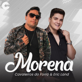 Capa: Cavaleiros do Forró - Morena