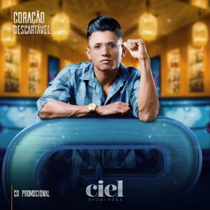 Capa: Ciel Rodrigues - Ao Vivo 2018