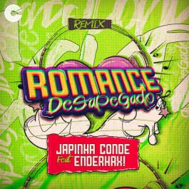 Capa: Conde do Forró - Romance Desapegado (Remix)