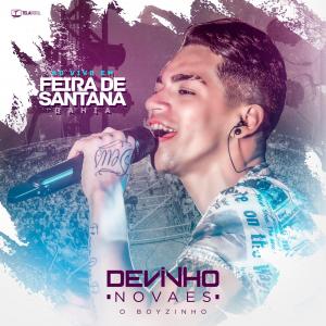 Capa: Devinho Novaes - Ao Vivo em Feira de Santana-BA