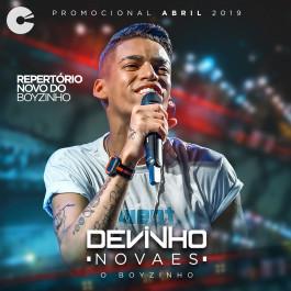 Capa: Devinho Novaes - Promocional Abril 2019