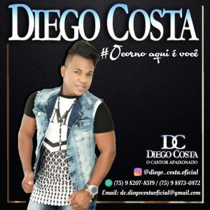 Diego Costa - O cantor apaixonado
