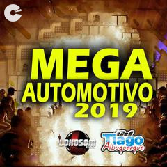 Capa: Dj Tiago Albuquerque - Mega Automotivo 2019