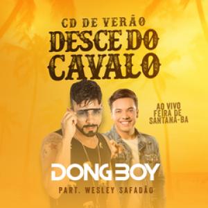 Capa: Dong Boy - Ao vivo em Feira de Santana-BA