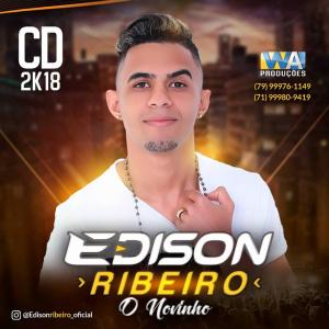 Edison Ribeiro - O Novinho - 2018