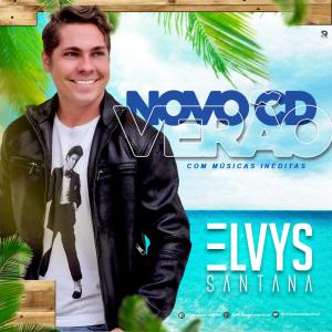 Capa: Elvys Santana - Ao Vivo é mais Gostoso