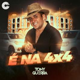 Capa: Tony Guerra & Forró Sacode - É Na 4x4