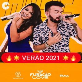 Capa: Furacão Love - Verão 2021