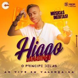 Capa: Hiago Danadinho - Ao vivo em Valença-BA 2019