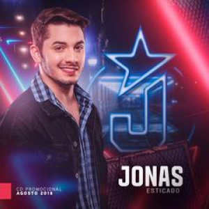 Capa: Jonas Esticado - Promocional Agosto 2018