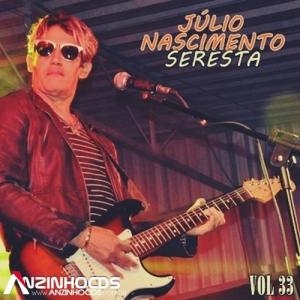Capa: Júlio Nascimento - Ritmo de Seresta Vol.33