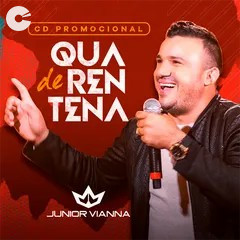Capa: Junior Vianna - CD de Quarentena 2020