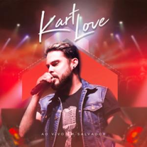 Capa: Kart Love - Ao vivo promocional outubro