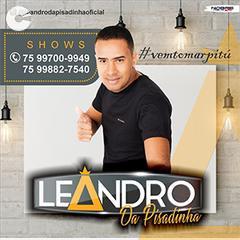 Capa: Leandro da Pisadinha - Agosto 2k19