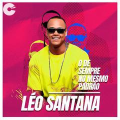 Capa: Léo Santana - EP - O de sempre no mesmo padrão