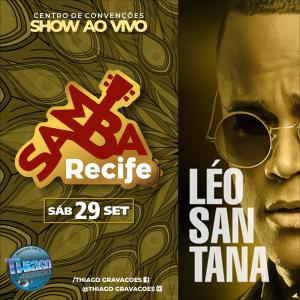 Capa: Léo Santana - Samba Recife