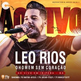 Capa: Leo Rios - Ao Vivo Em Ibipeba/BA