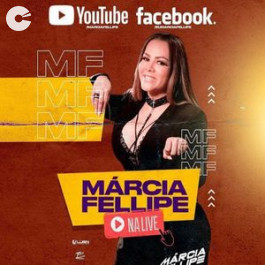 Márcia Fellipe - Ao Vivo na Live