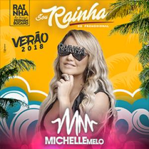Capa: Michelle Melo - Sou Rainha Verão 2018