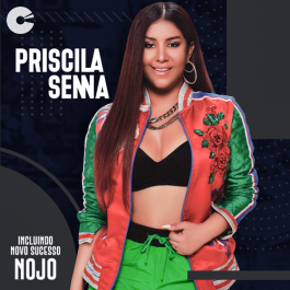 Capa: Priscila Senna - Promocional Maio 2020