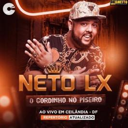 Capa: Neto LX - Ao Vivo em Ceilândia-DF