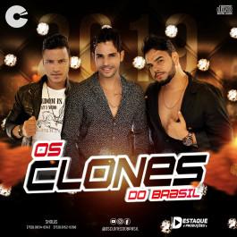 Capa: Os Clones do Brasil - De Volta Ao Boteco