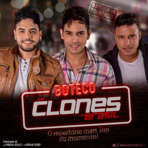 Capa: Os Clones do Brasil - Pode me chamar de meu nego