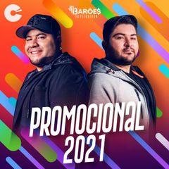 Capa: Os Barões da Pisadinha - Promocional 2021