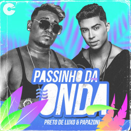Capa: Papazoni - Passinho da onda Feat. Preto de Luxo
