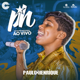 Capa: Paulo Henrique - Ao Vivo Na Micareta de Feira