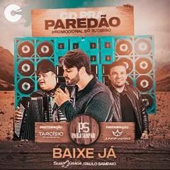 Capa: Paulo Sampaio - Promocional - Só Sucesso -pra Paredão