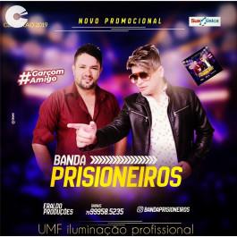 Banda Prisioneiros - Verão 2019