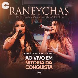 Capa: Banda Raneychas - Ao Vivo Em Vitória da Conquista (Áudio DVD)