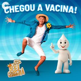 Rei da Cacimbinha - Chegou a Vacina