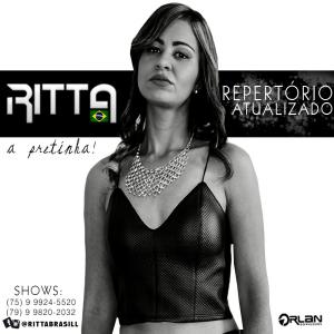 Capa: Ritta Brasil - Atualizado Ao Vivo 2K18