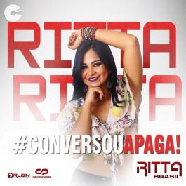 Capa: Ritta Brasil - #ConversouApaga