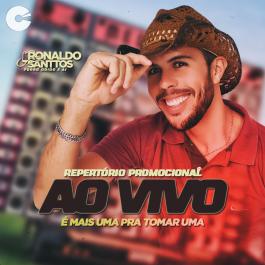 Capa: Ronaldo Santos - Brega e Piseiro