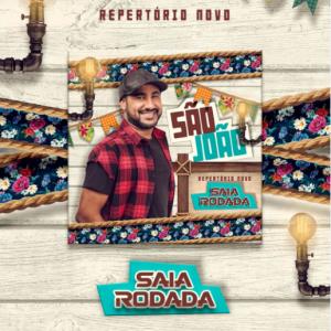 Capa: Saia Rodada - Sao Joao do Saia 2018