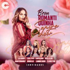 Samyra Show - Bem Romantiquinha - Repertorio Novo e Live
