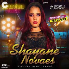 Capa: Shayane Novaes - Ao Vivo em Maceio 2019