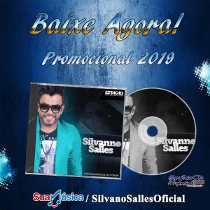 Capa: Silvanno Salles - Nosso Caso Estourou 2019