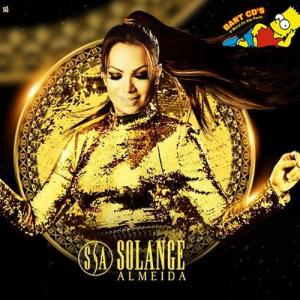 Capa: Solange Almeida - Terra do EX - Promocional